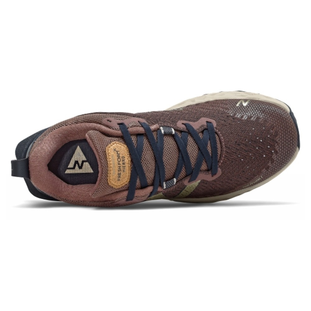 New Balance Fresh Foam Hierro V6 Joggesko Dame Brun
