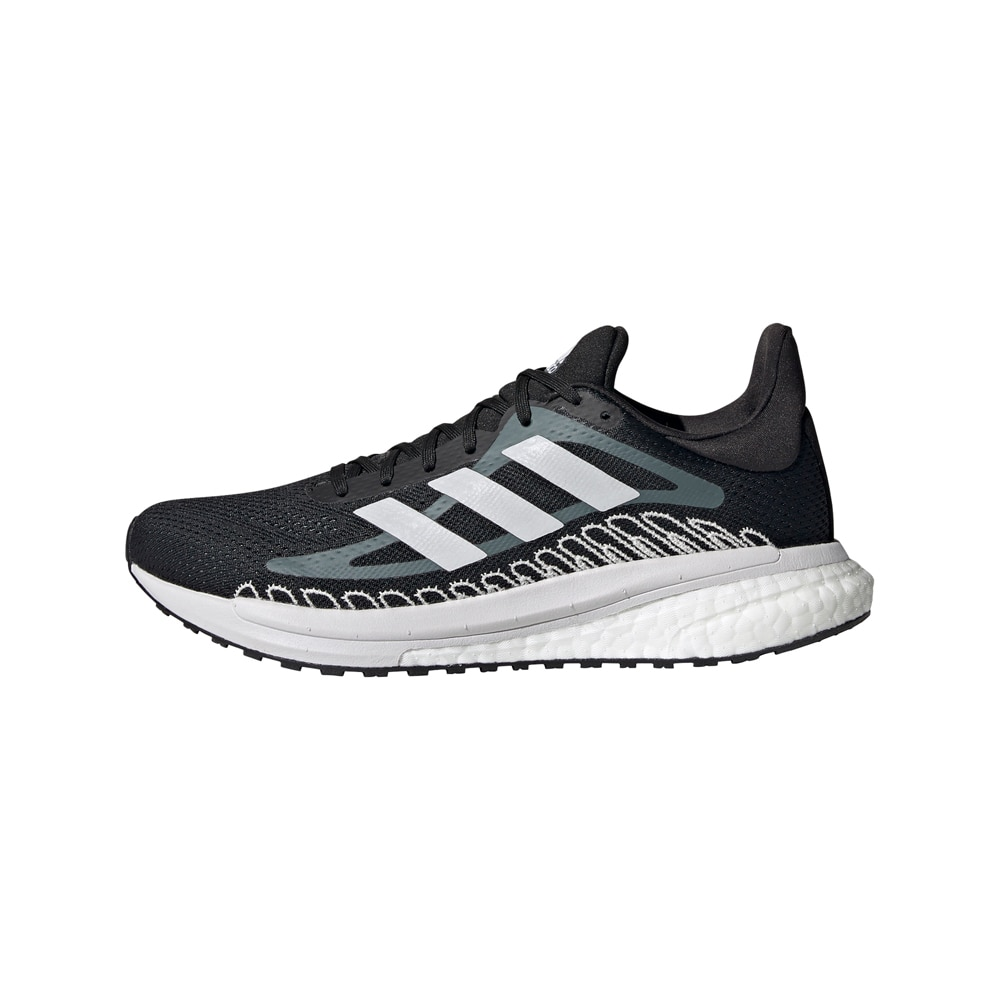 Adidas SolarGlide ST Joggesko Dame Sort