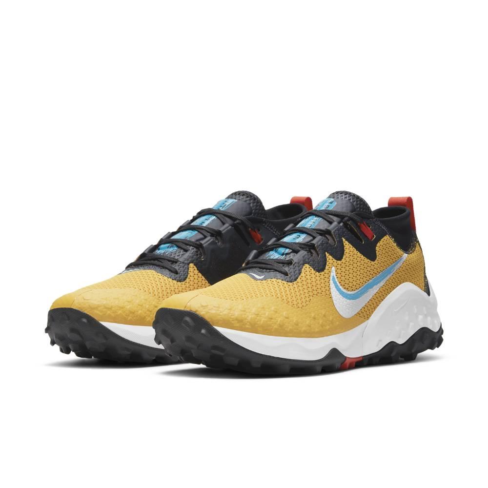 Nike Wildhorse 7 Joggesko Herre Gul