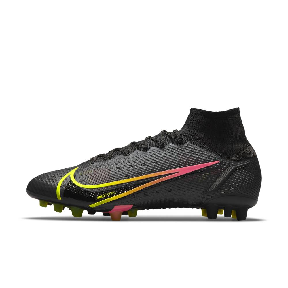 Nike Mercurial Superfly 8 Elite AG Fotballsko Black x Prism Pack