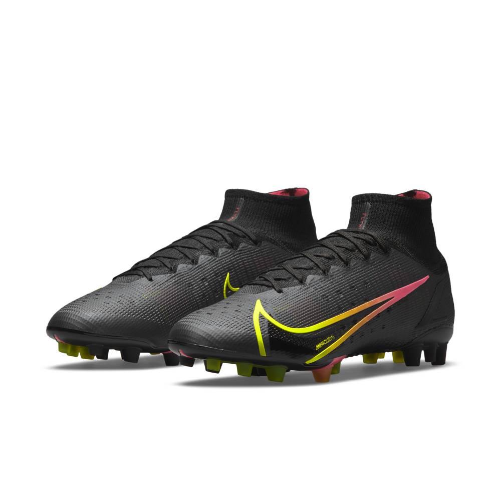 Nike Mercurial Superfly 8 Elite AG Fotballsko Black x Prism Pack