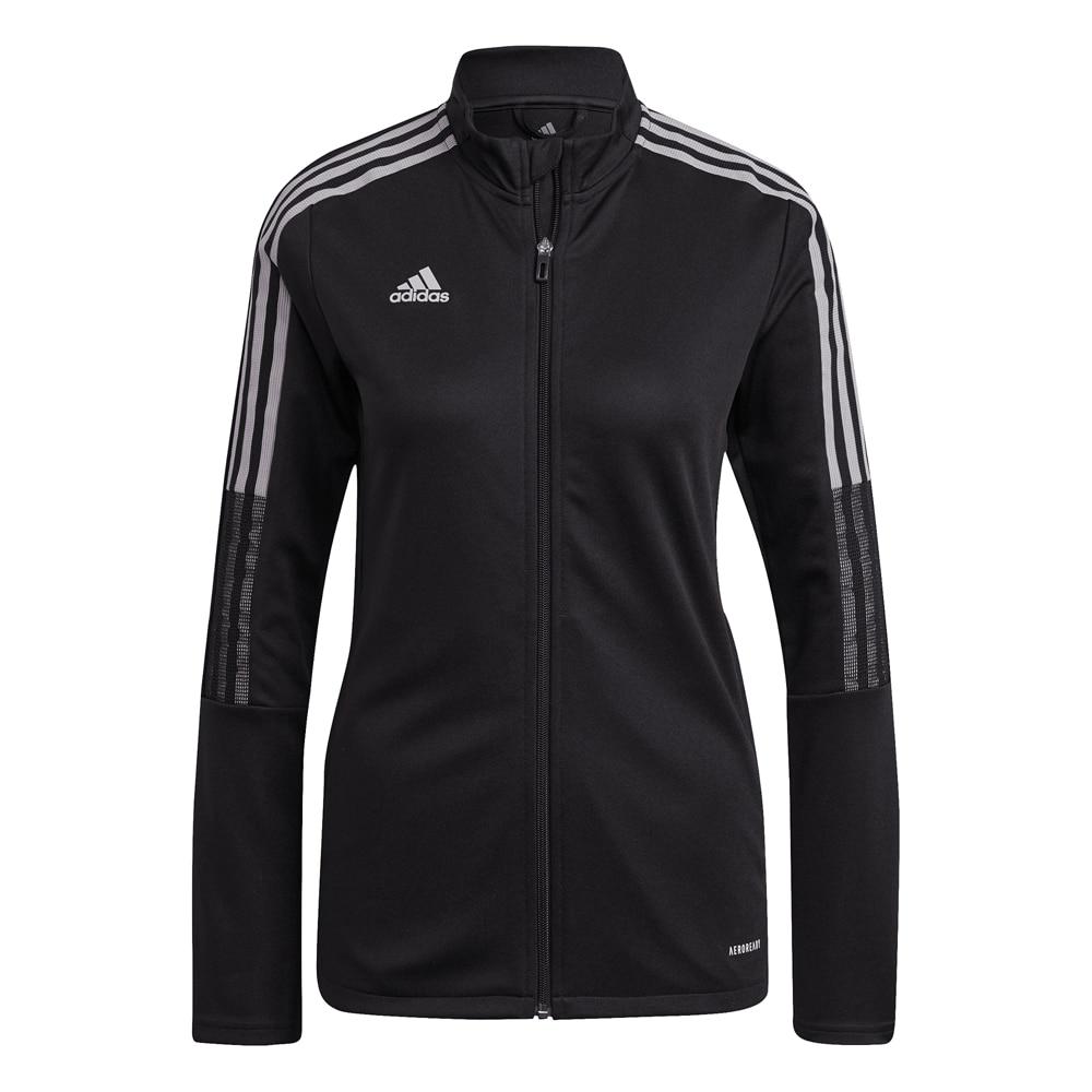 Adidas House of Tiro 21 Track Treningsjakke Dame Sort