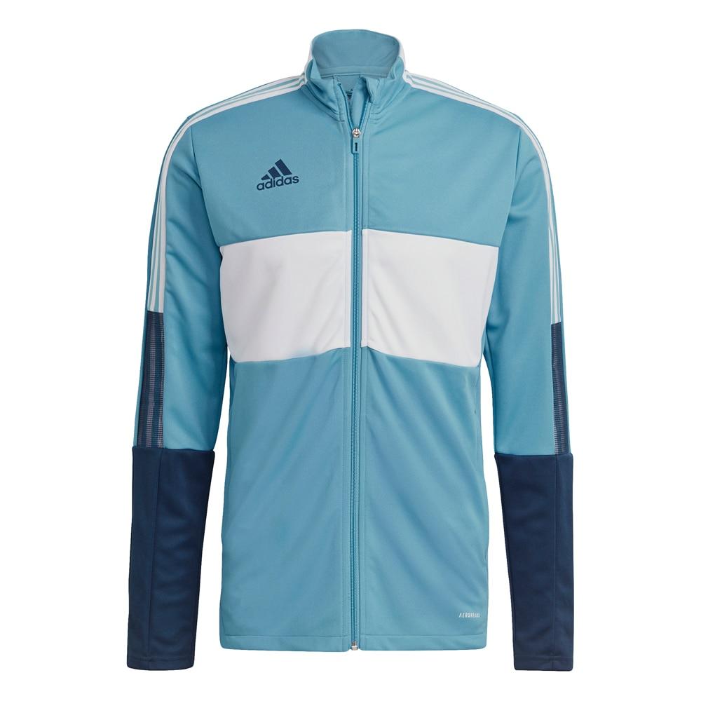 Adidas House of Tiro 21 Track Treningsjakke Lyseblå