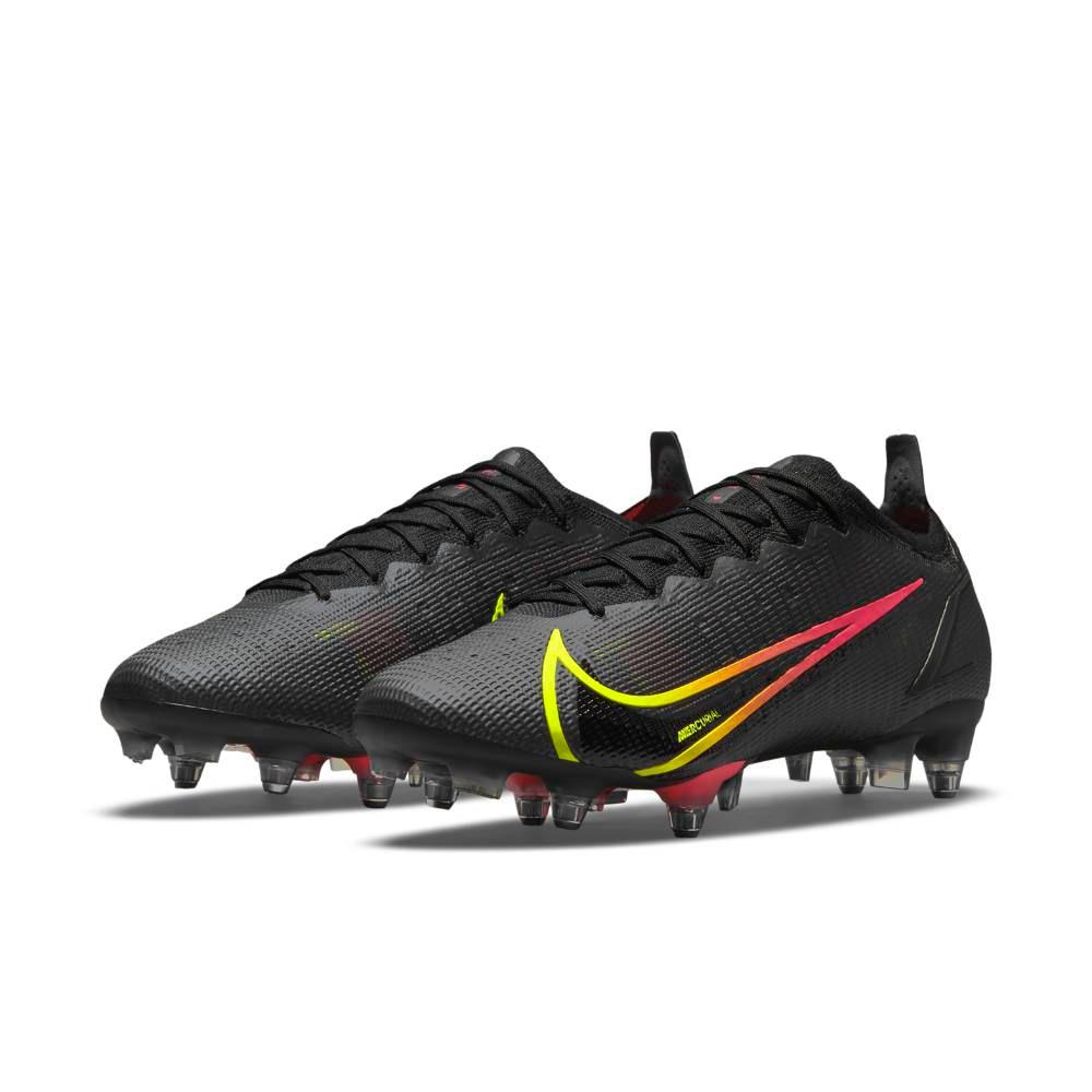 Nike Mercurial Vapor 14 Elite Anti-Clog SG-Pro Fotballsko Black x Prism Pack