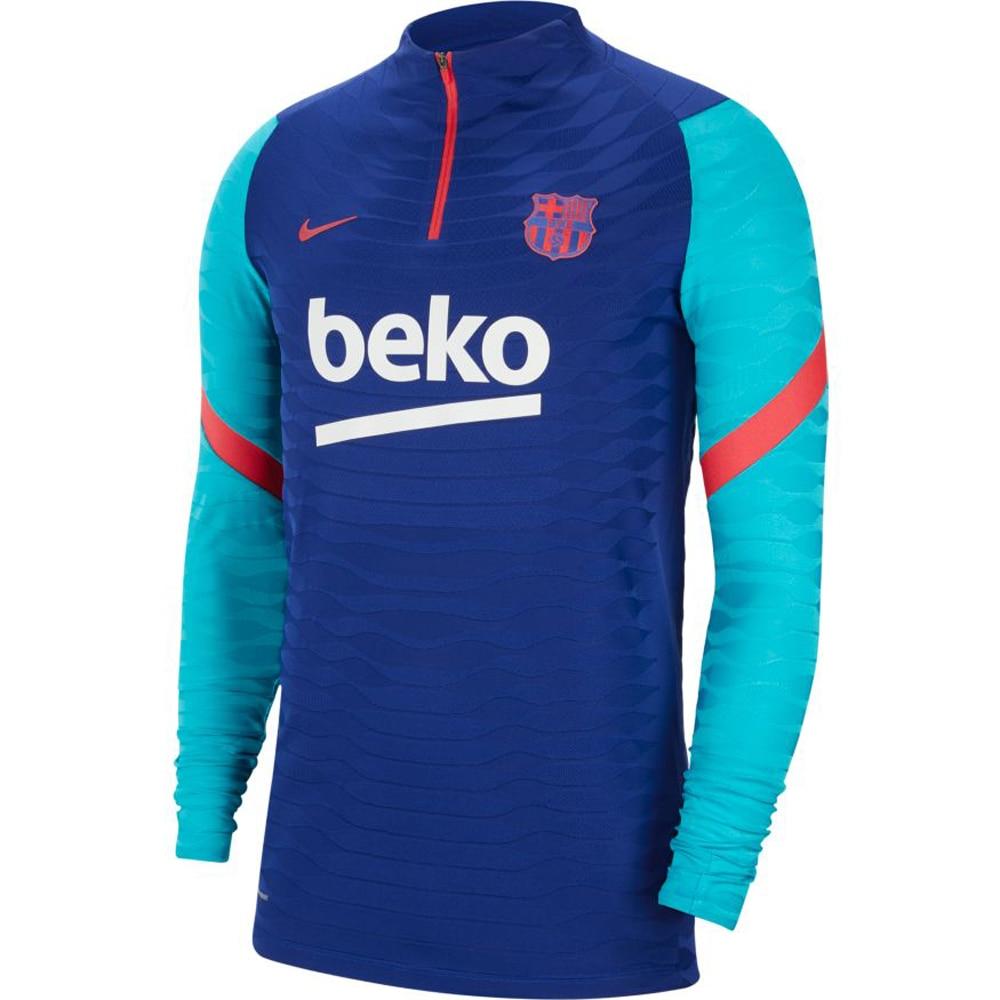 Nike FC Barcelona Vaporknit Strike Treningsgenser 20/21 Blå