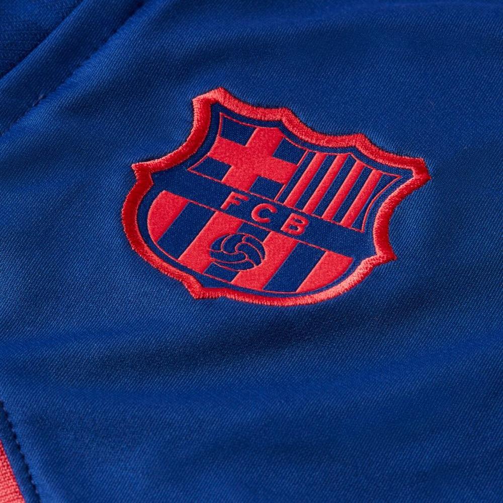Nike FC Barcelona Strike Treningsbukse 20/21 Blå