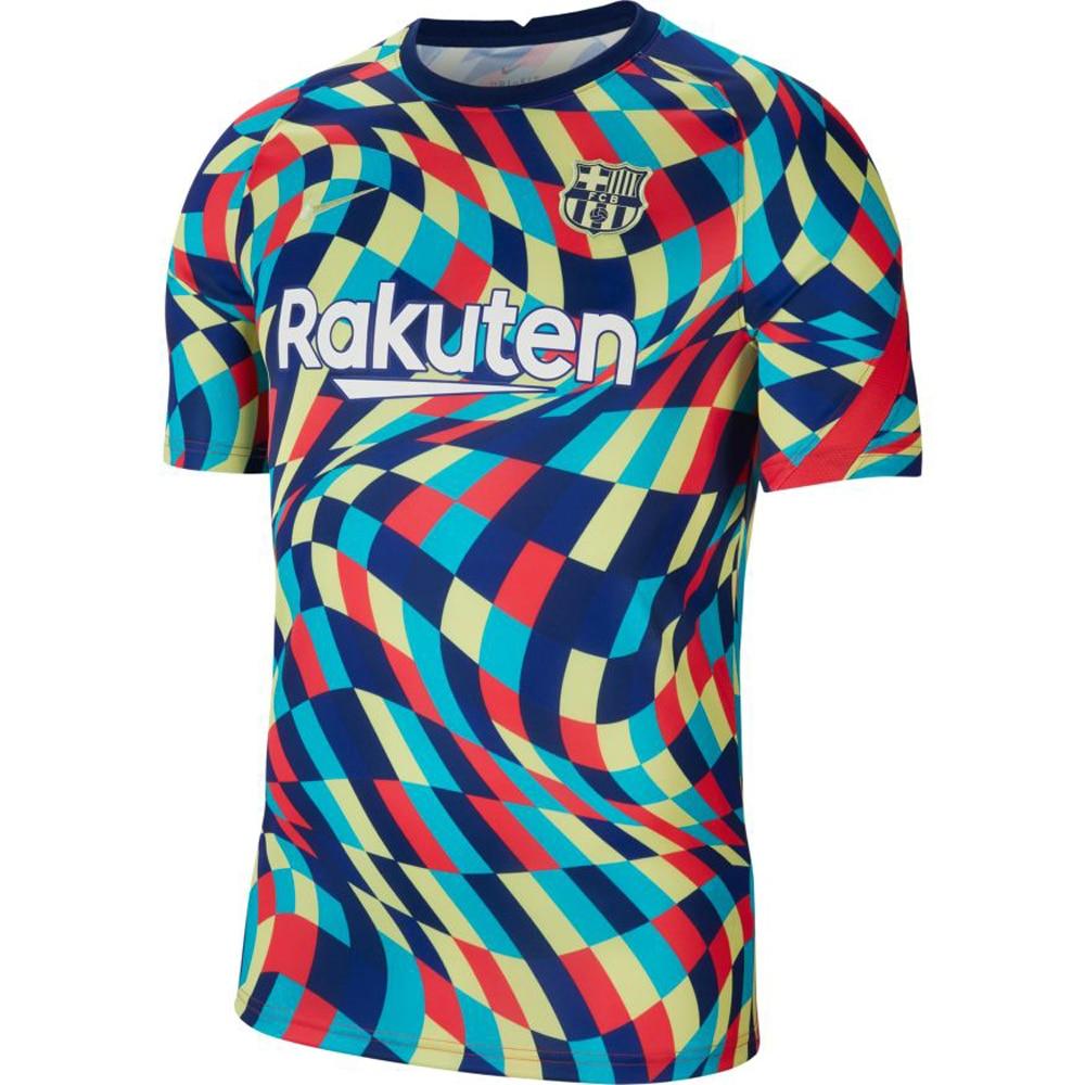 Nike FC Barcelona Pre Match Trøye 20/21 4th
