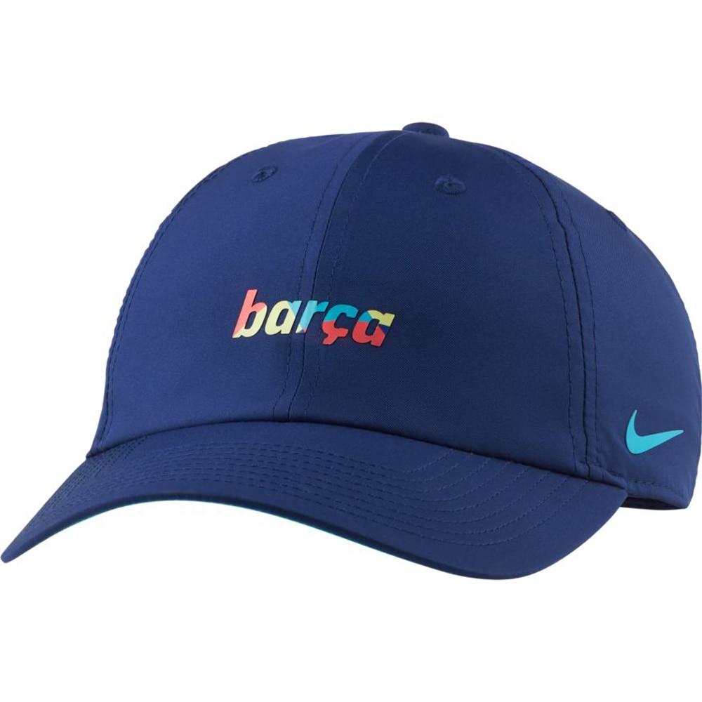 Nike FC Barcelona H86 Dry Caps Blå