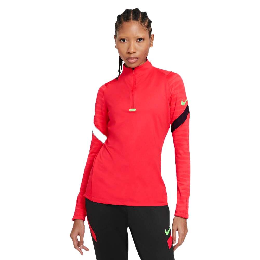 Nike Dry Strike 21 Drill Fotballgenser Rosa Dame