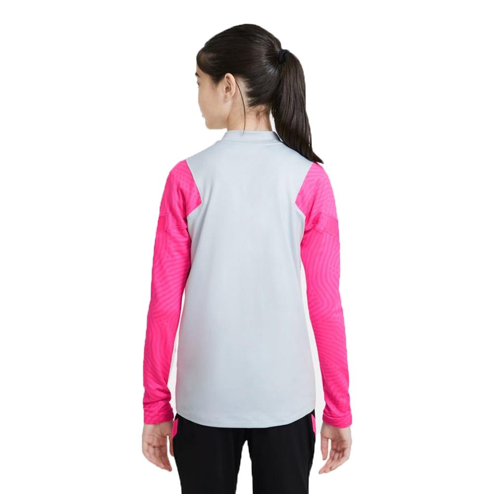 Nike PSG Dry Strike Fotballgenser 20/21 Barn Grå/Rosa