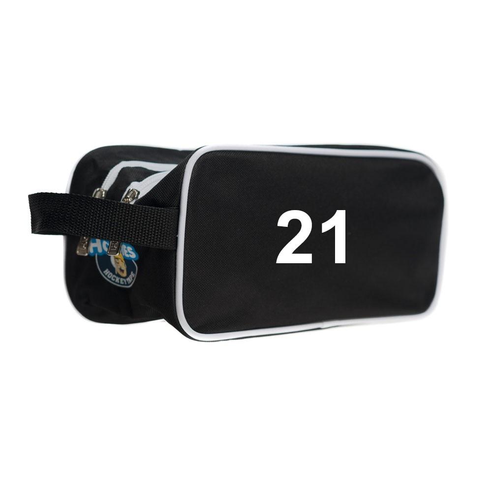 Howies Grüner Hockey Accessory Bag