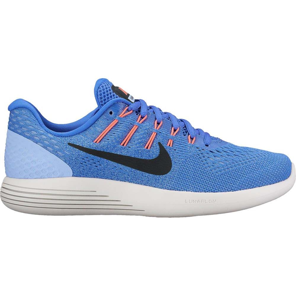Nike Lunarglide 8 Joggesko Dame Blå