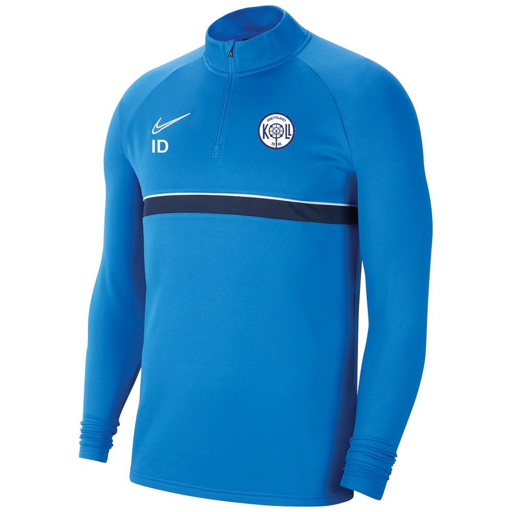 Nike Koll Fotball Treningsgenser