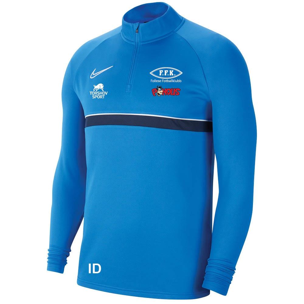 Nike Follese FK Treningsgenser Barn Blå