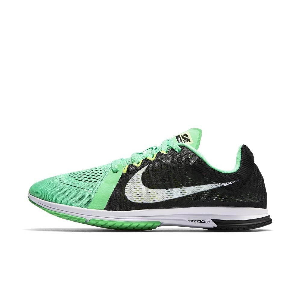 Nike Zoom Streak LT 3 Joggesko Grønn/Sort
