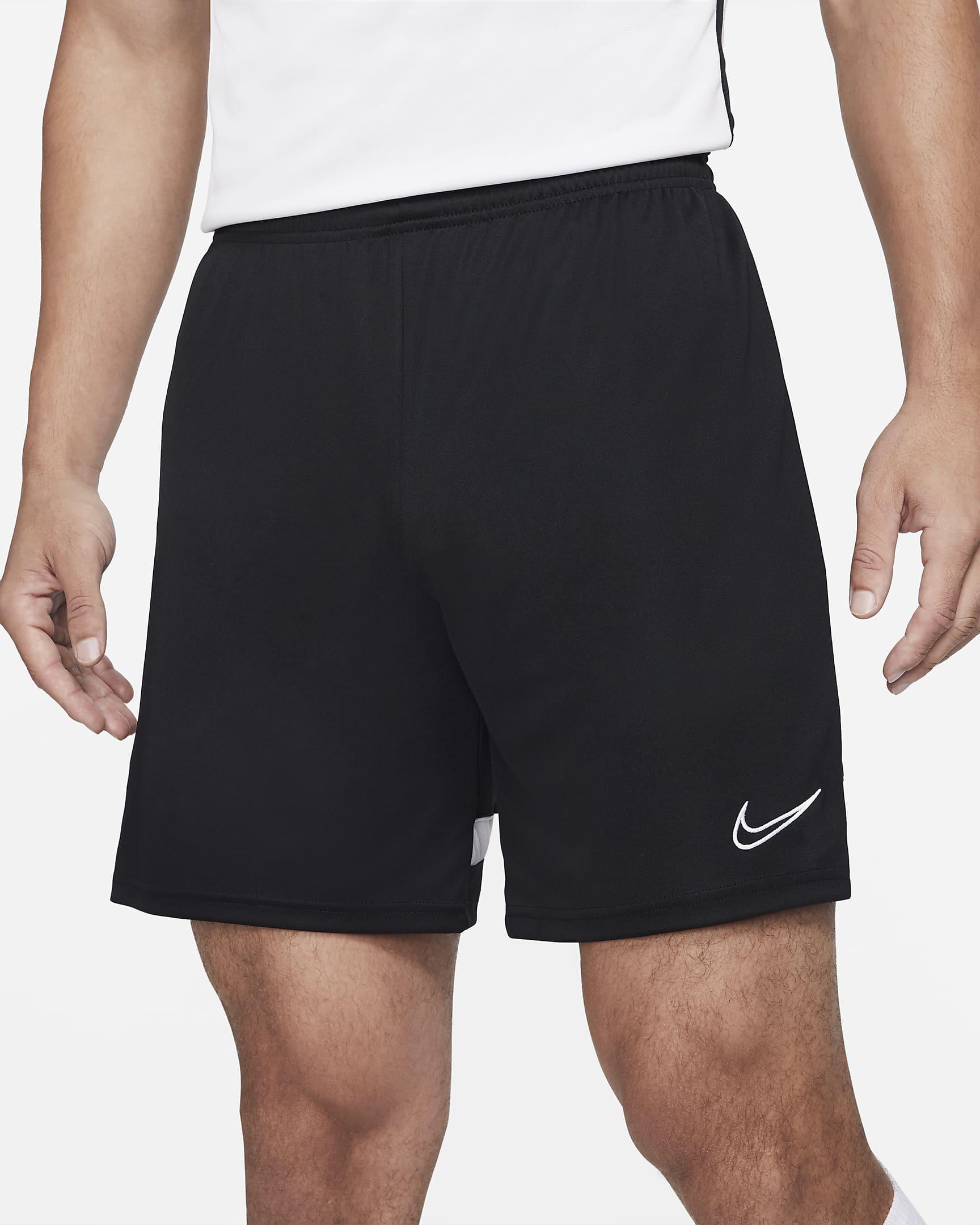 Nike Klubb Academy 21 Treningsshorts Sort