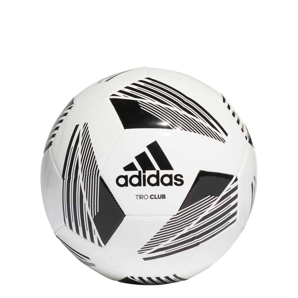 adidas Tiro Klubb Fotball Hvit/Sort