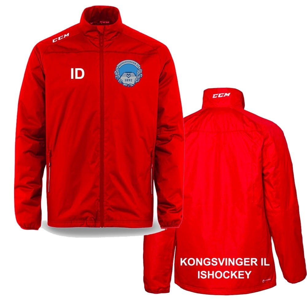 Ccm Kongsvinger Hockey Varmejakke Junior