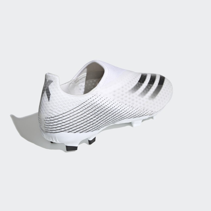 Adidas X Ghosted.3 Laceless FG/AG Fotballsko Inflight Pack