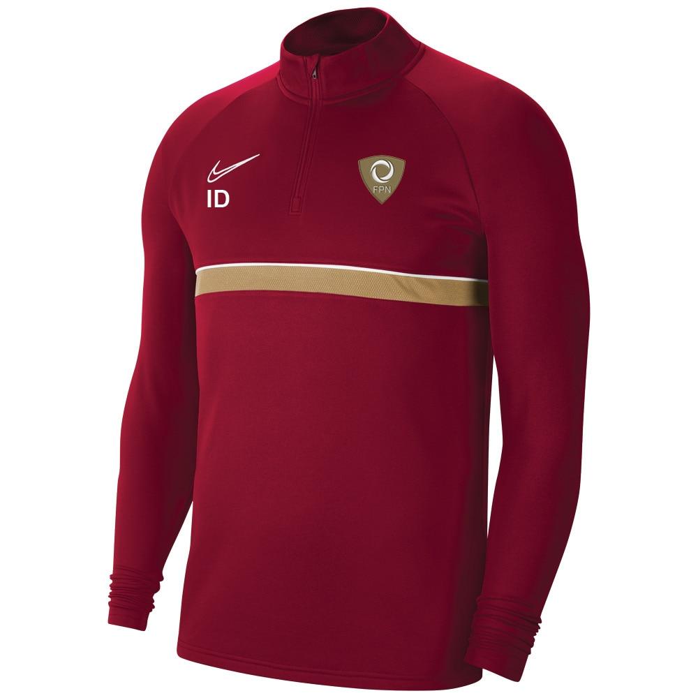 Nike FPN Treningsgenser Burgunder