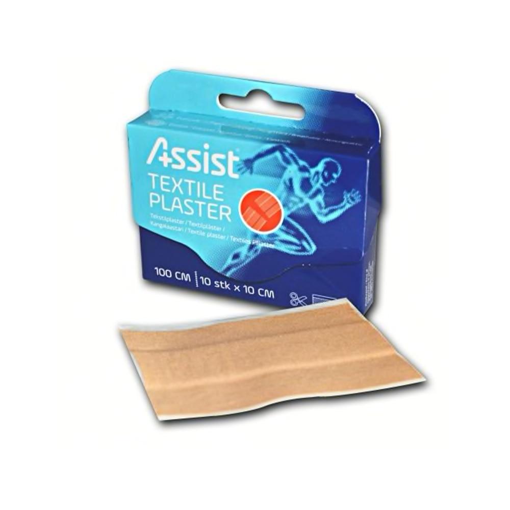 Assist Sport Tekstilplaster Beige