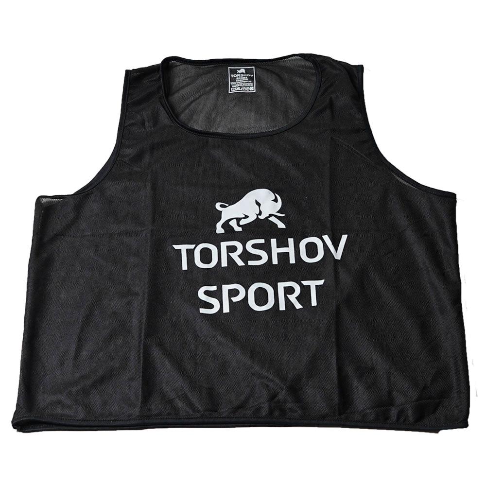 Torshov Sport Markeringsvest Sort