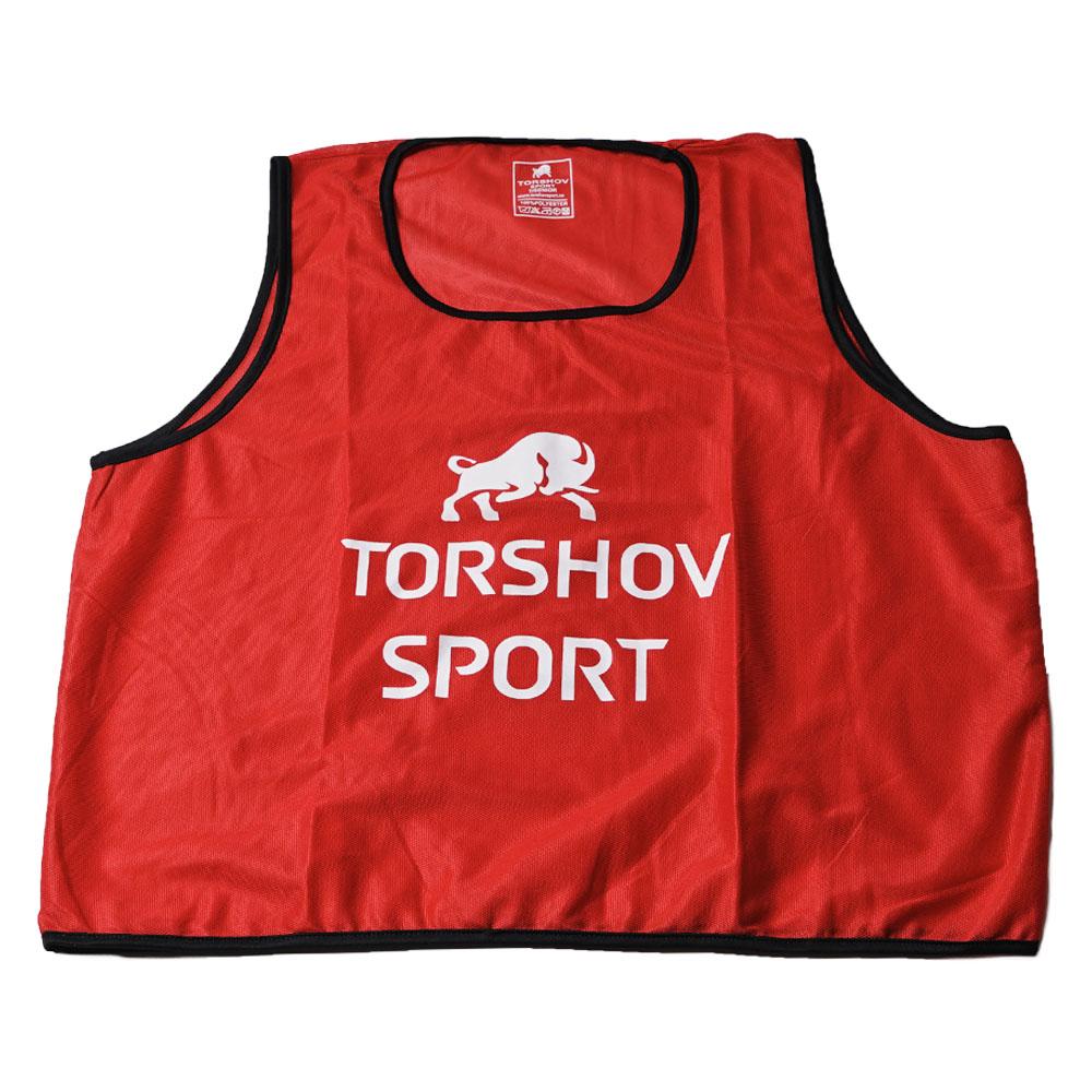 Torshov Sport Markeringsvest Rød