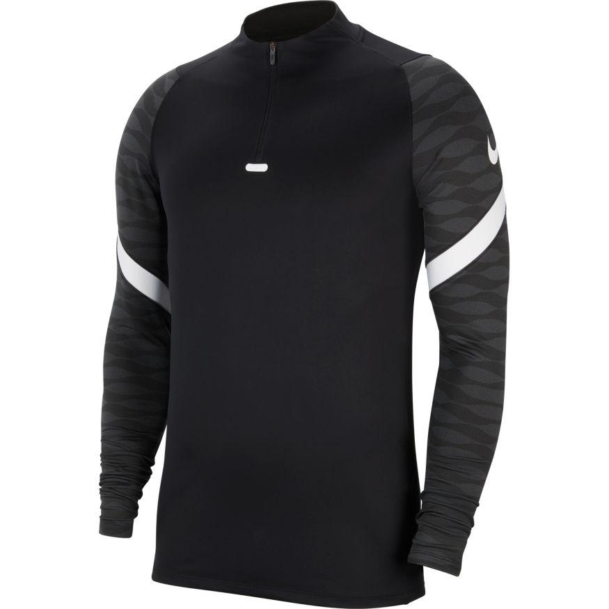 Nike Dry Strike 21 Drill Fotballgenser Sort