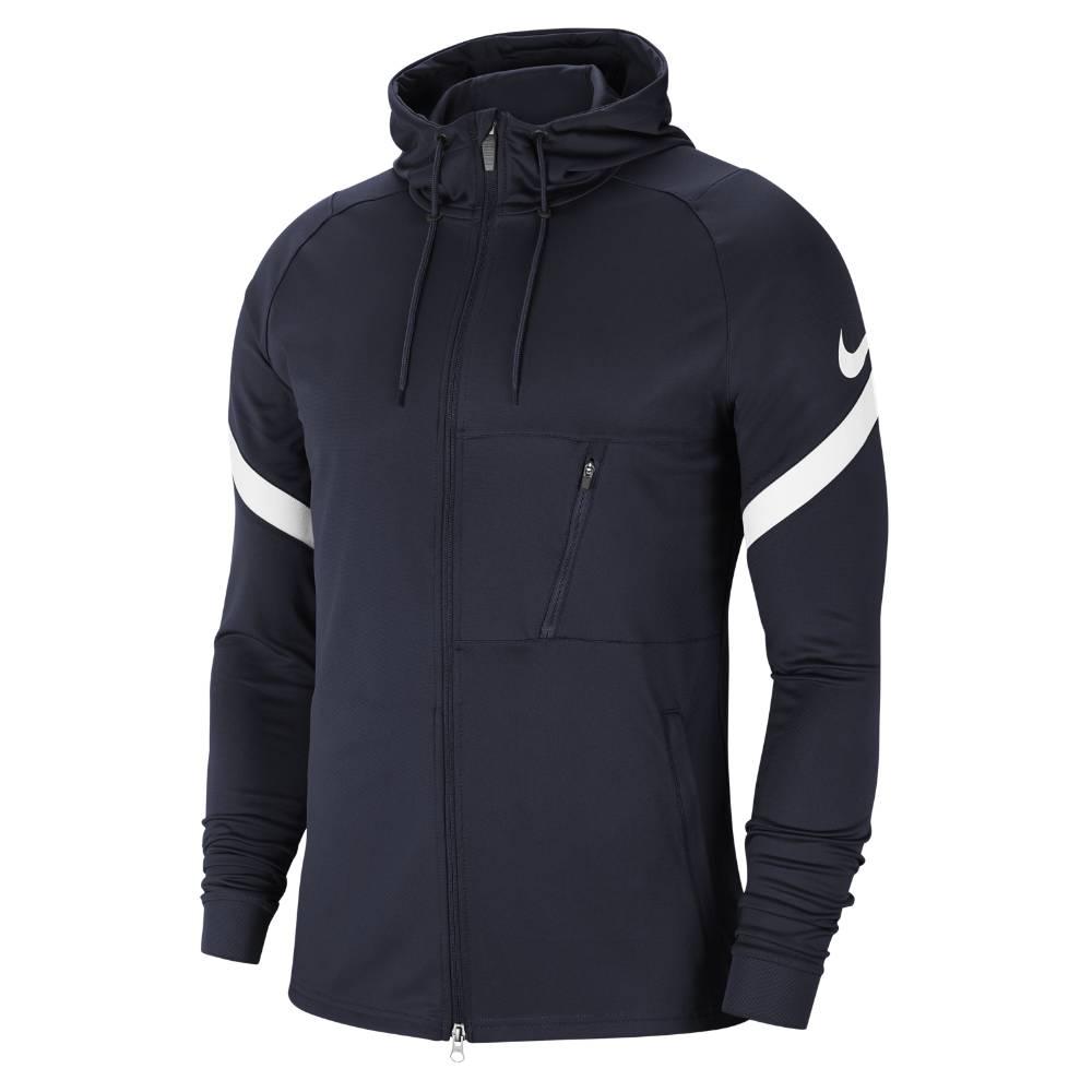 Nike Dry Strike 21Full-Zip Treningsjakke Marine