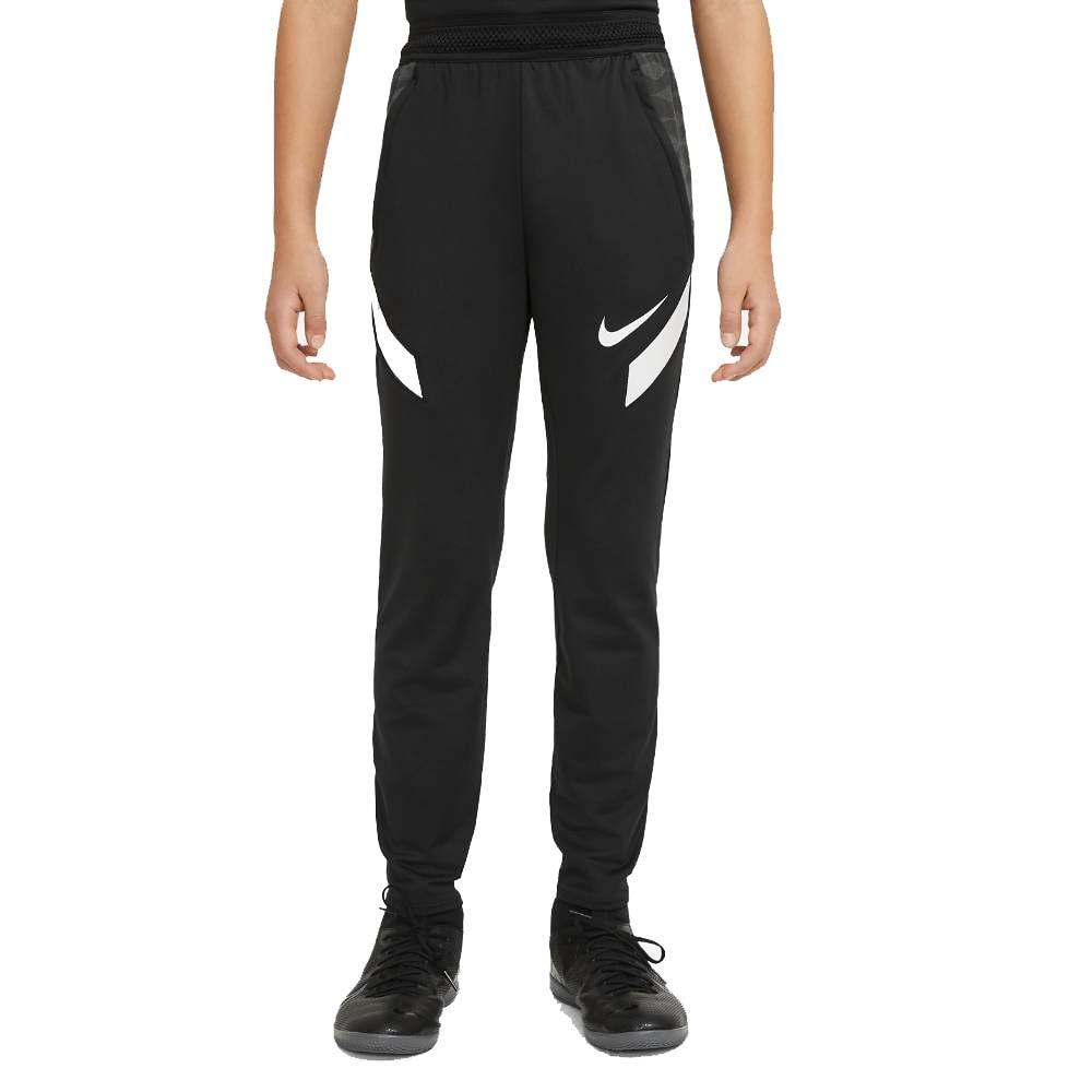 Nike Dry Strike 21 Fotballbukse Barn Sort/Hvit