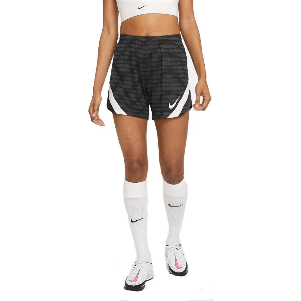 Nike Dry Strike 21 Treningsshorts Dame Sort/Hvit