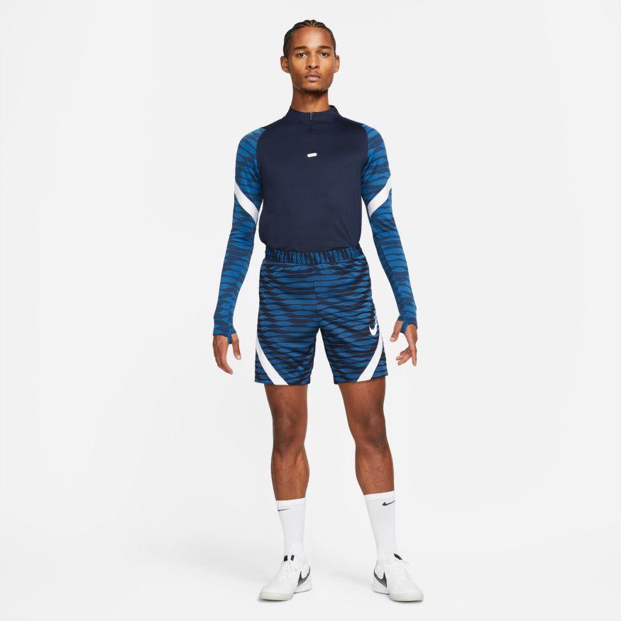 Nike Dry Strike 21 Treningsshorts Blå/Sort