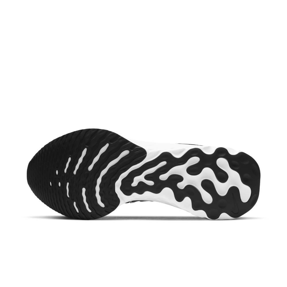 Nike React Infinity Run Flyknit 2 Joggesko Herre Sort/Hvit