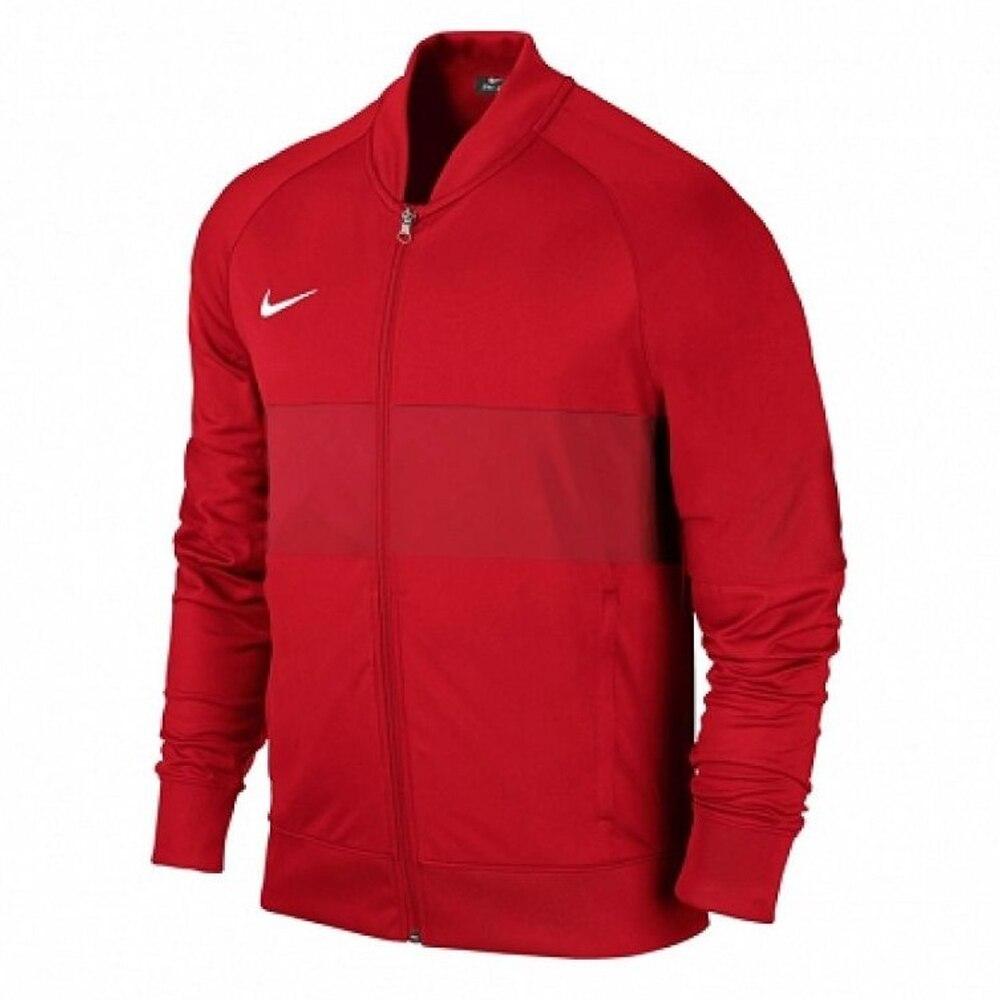 Nike Strike 21 Anthem Fotballjakke Rød