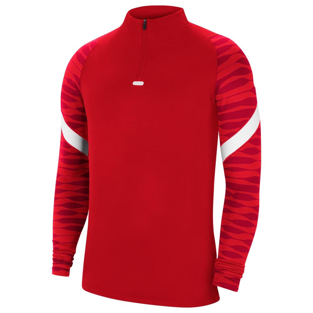 Nike Dry Strike 21 Drill Fotballgenser Barn Rød