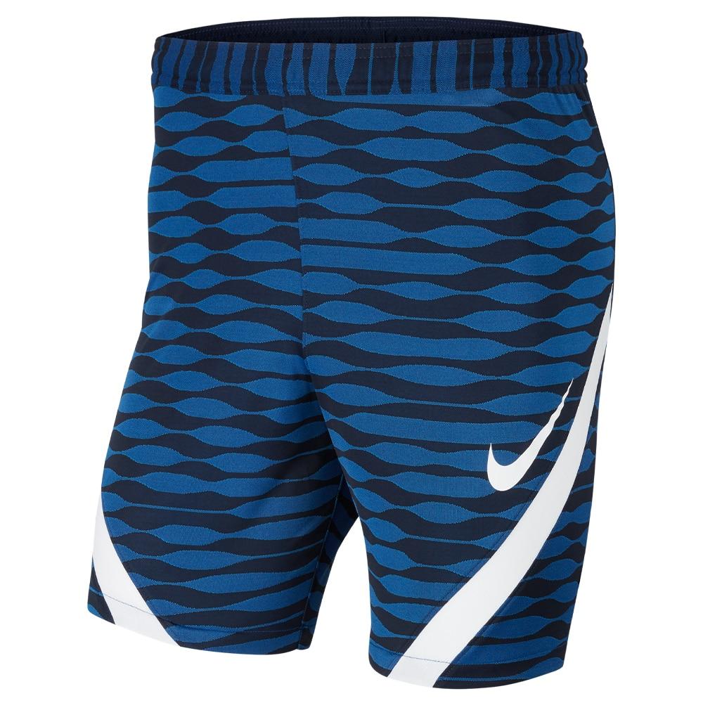 Nike Dry Strike 21 Treningsshorts Barn Blå