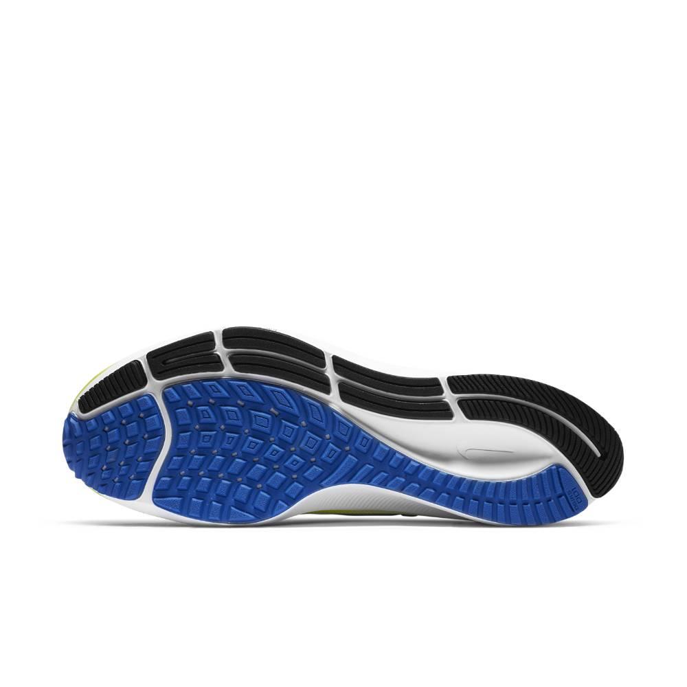 Nike Air Zoom Pegasus 37 Joggesko Herre Hvit/Blå