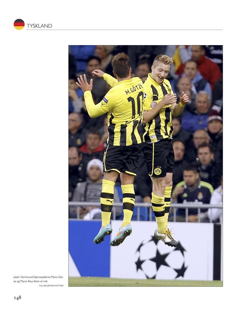 Bertmark Norge AS Fotball Europa 2012-2013 Bok