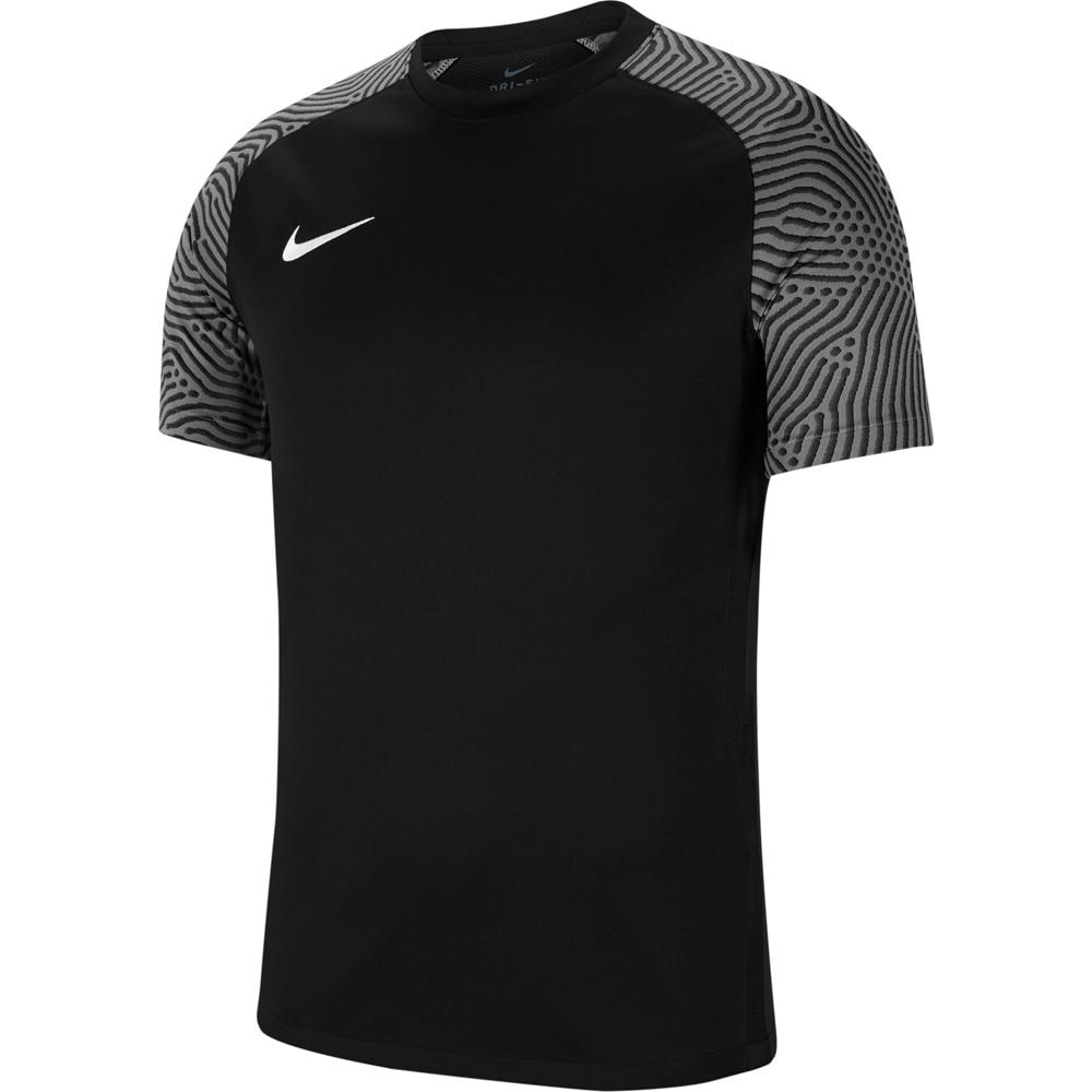 Nike Dry Strike II Fotballdrakt Sort/Grå