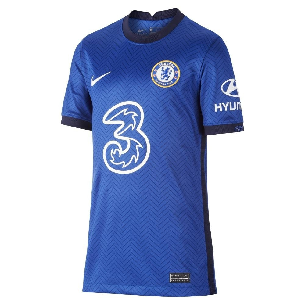 Chelsea FC Fotballdrakt 20/21 Hjemme Barn