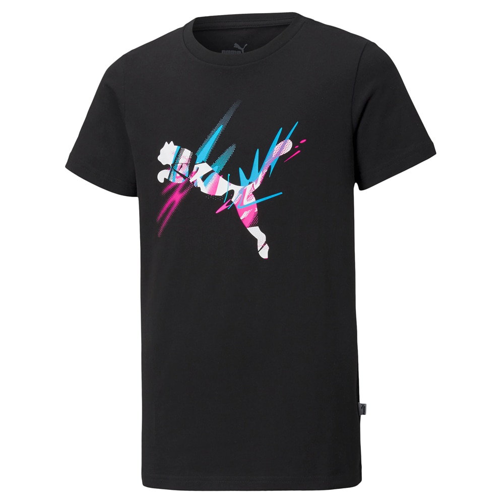 Puma T-Skjorte Barn Neymar Jr Creativity Collection Sort