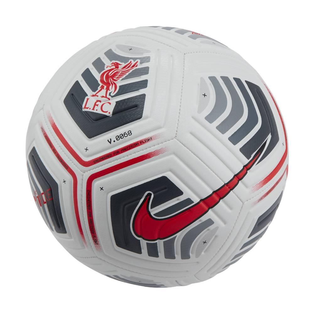 Nike Liverpool FC Strike Fotball 20/21 Hvit/Grå