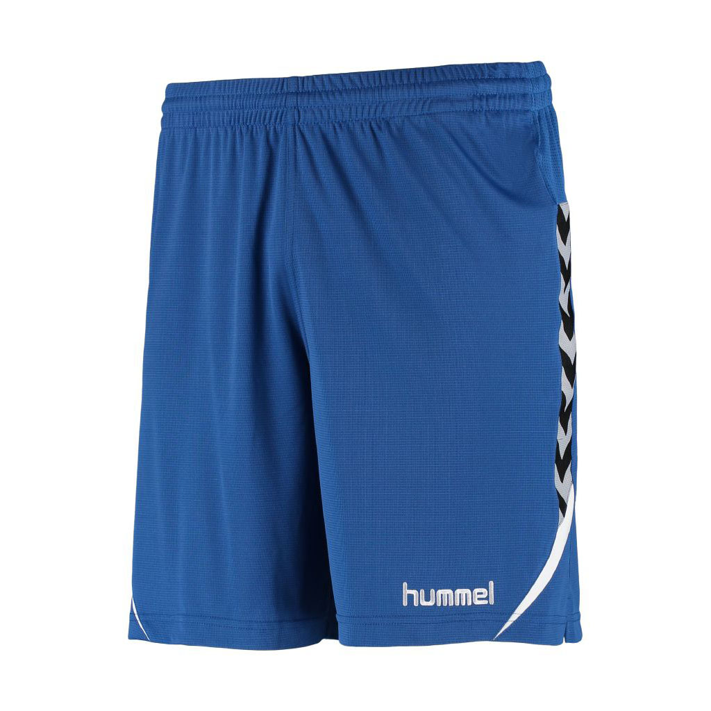 Hummel Authentic Charge Poly Shorts Barn Blå