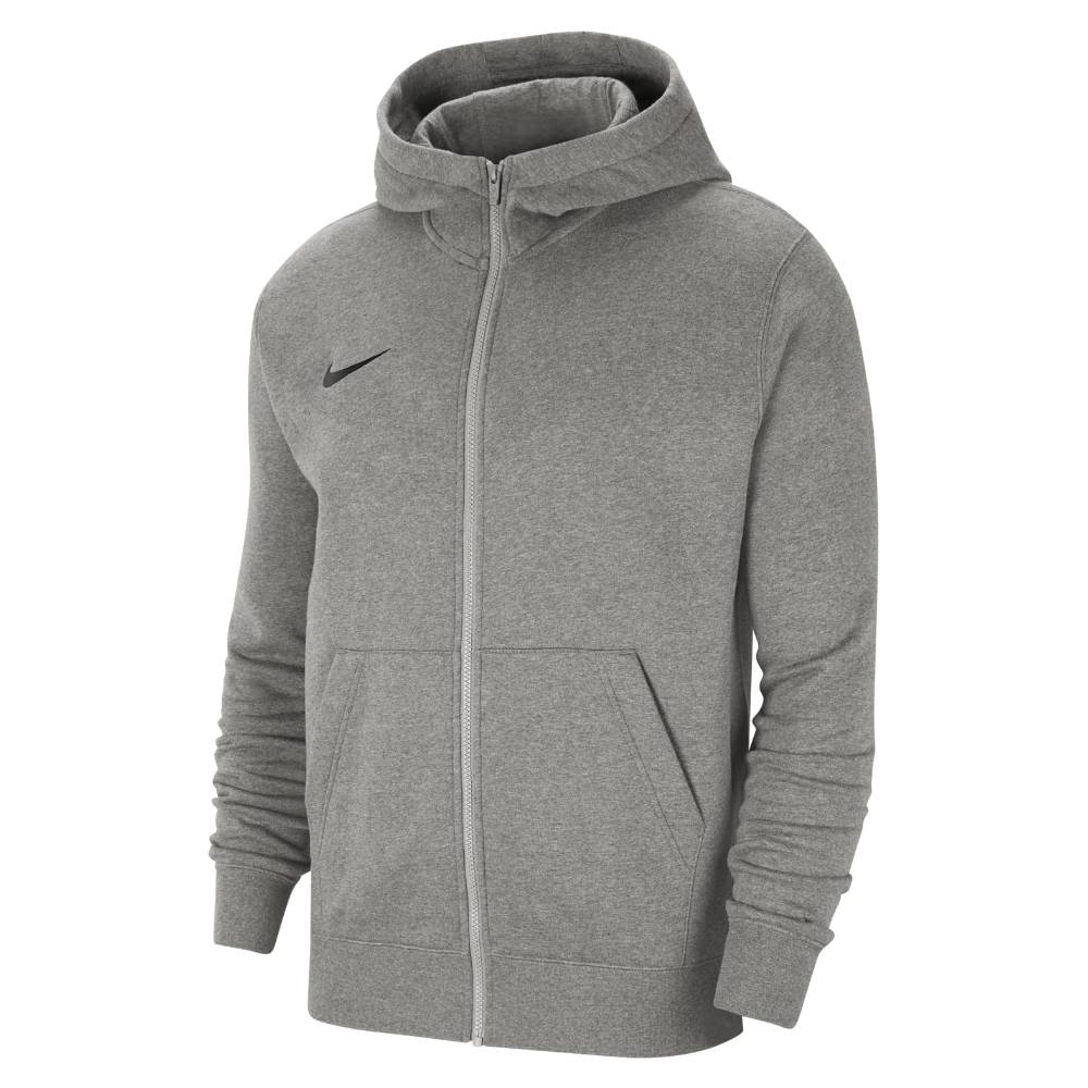 Nike Park 20 Full-Zip Hettegenser Barn Grå