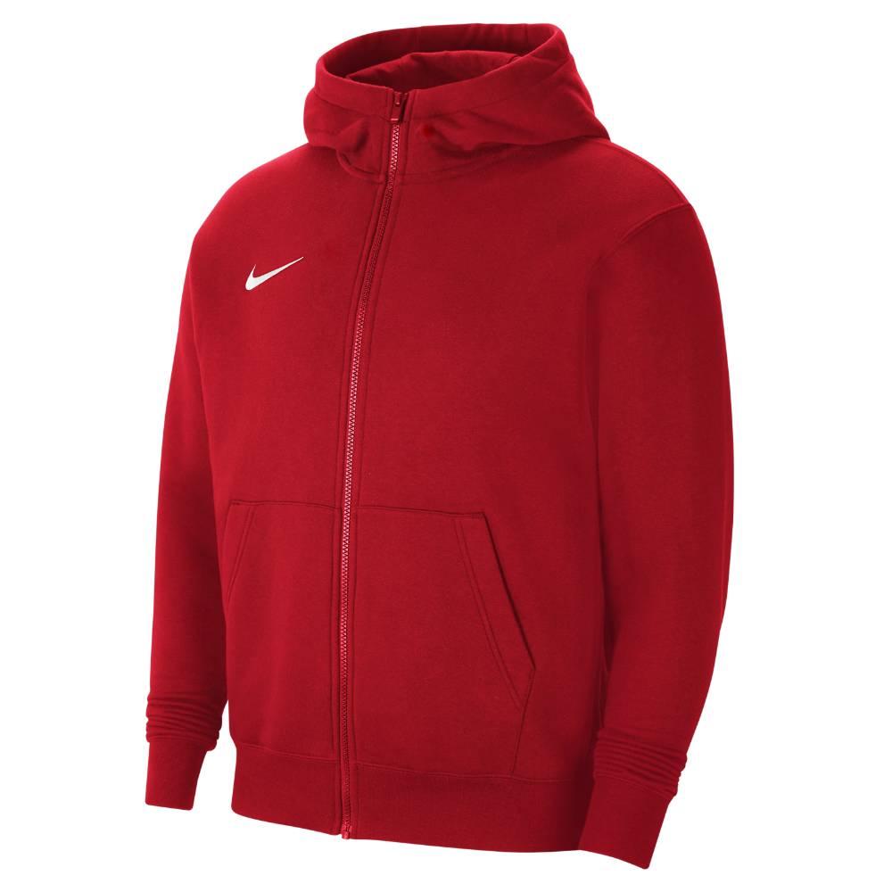 Nike Park 20 Full-Zip Hettegenser Barn Rød