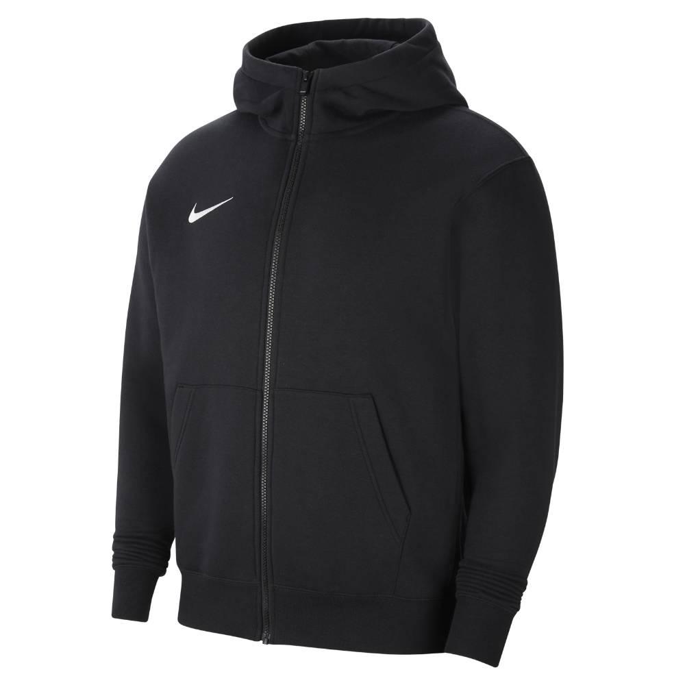 Nike Park 20 Full-Zip Hettegenser Barn Sort