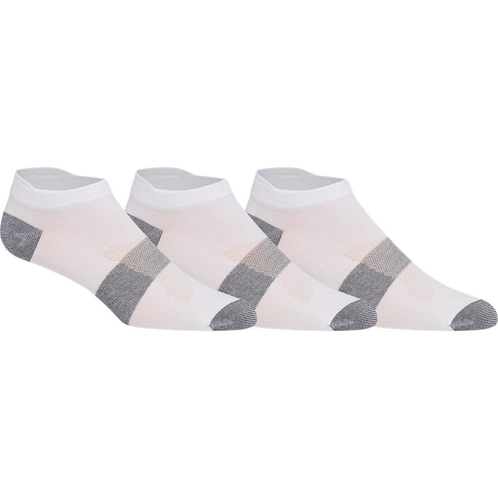 Asics Lyte Sokker 3-Pack Hvit