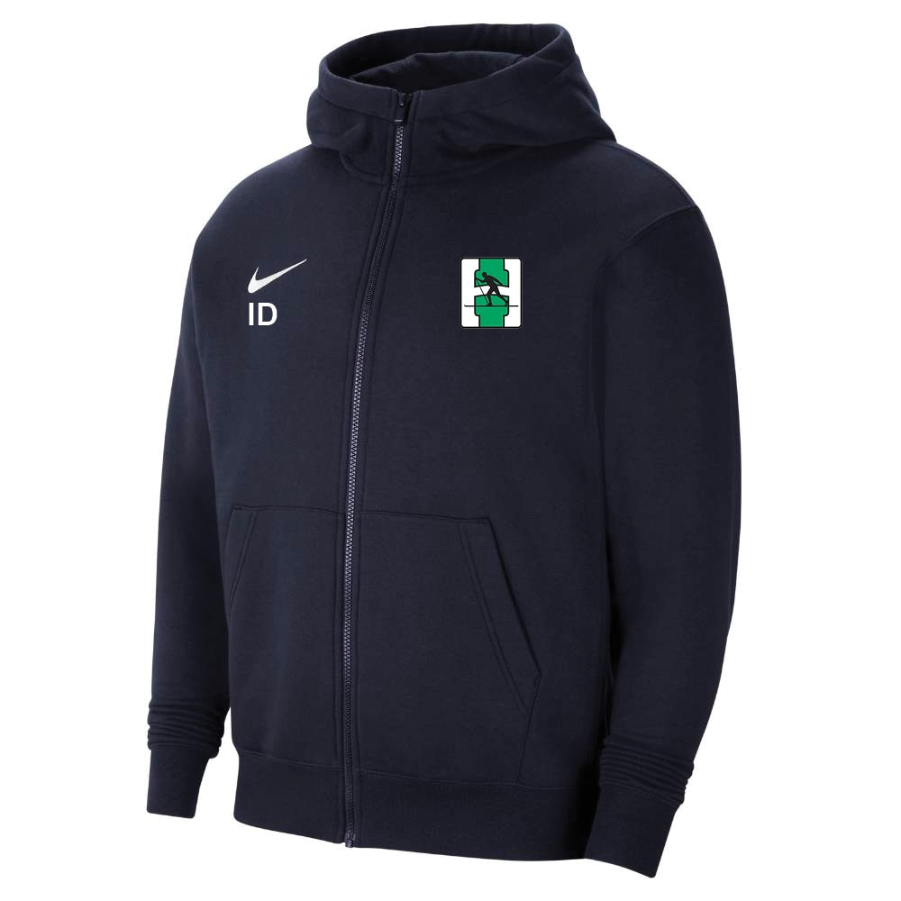 Nike Heming Fotball Full-Zip Hettegenser Barn