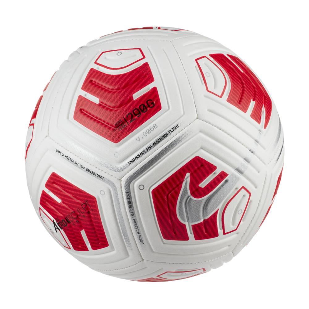 Nike Strike Fotball Team 290g Hvit/Rød