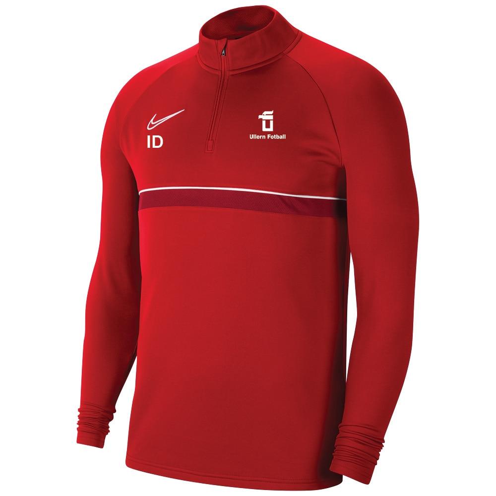 Nike Ullern Fotball Treningsgenser Rød